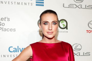 Anna Schafer Environmental Media Association Hosts Its 26th Annual EMA Awards Presented by Toyota, Lexus and Calvert - Red Carpet