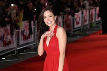 Anna Skellern I Give It A Year - European Premiere - Red Carpet Arrivals
