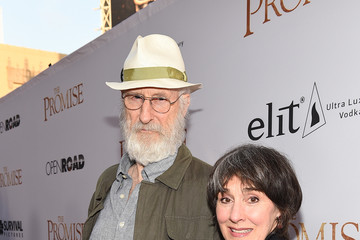 Anna Stuart Premiere of Open Road Films' 'The Promise' - Red Carpet