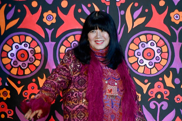 Anna Sui Anna Sui - Runway - February 2018 - New York Fashion Week: The Shows