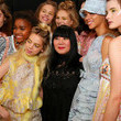 Anna Sui Anna Sui - Backstage - September 2019 - New York Fashion Week: The Shows