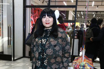Anna Sui ShopBAZAAR X The Conservatory Bright Spot Holiday Party