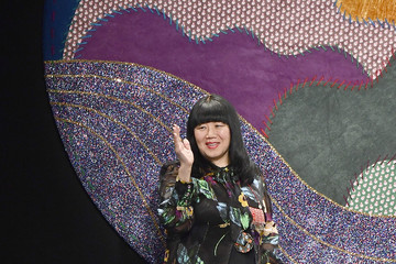 Anna Sui Anna Sui - Runway - September 2017 - New York Fashion Week: The Shows