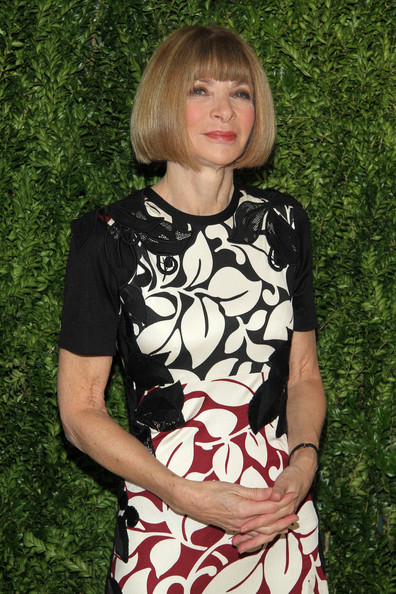 Anna Wintour - Arrivals at the Fashion Fund Finalists Celebration
