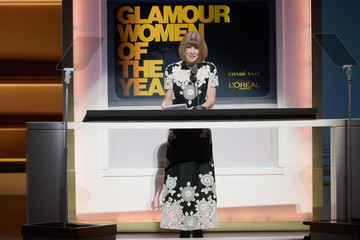 Anna Wintour Glamour Celebrates 2017 Women of the Year Awards - Show