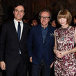 Anna Wintour Vogue Yoox Challenge - The Future Of Responsible Fashion Dinner Event