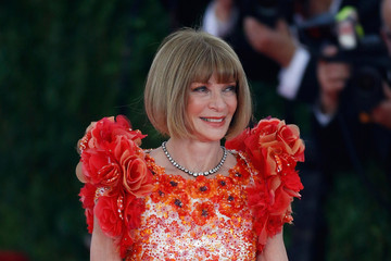 Anna Wintour 'China: Through The Looking Glass' Costume Institute Benefit Gala - Outside Arrivals