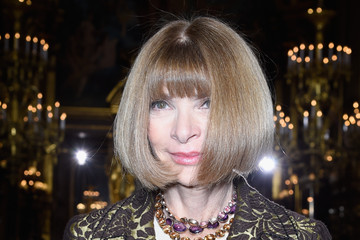 Anna Wintour Front Row at Stella McCartney