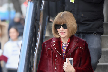 Anna Wintour Marc Jacobs Fall 2017 Show - Front Row