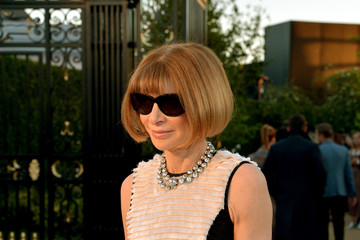Anna Wintour Burberry 'London In Los Angeles' Event - Red Carpet