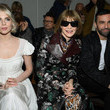 Anna Wintour Chloe : Front Row - Paris Fashion Week Womenswear Fall/Winter 2020/2021