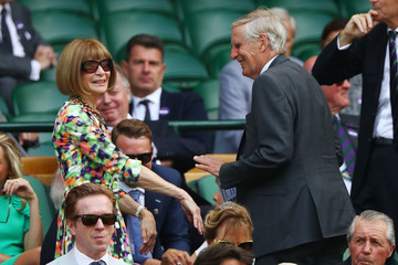 Anna Wintour Day Eleven: The Championships - Wimbledon 2018