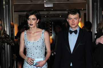 Anna Wood Met Gala 2015 Departures From The Mark Hotel - NYC