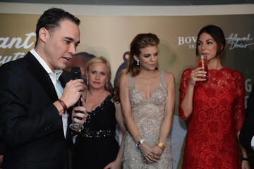 AnnaLynne McCord 8th Annual Hollywood Domino Gala Presented By BOVET 1822 Benefiting Artists For Peace And Justice