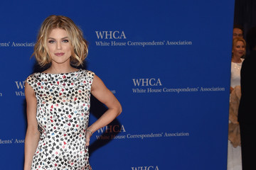 AnnaLynne McCord 102nd White House Correspondents' Association Dinner - Arrivals