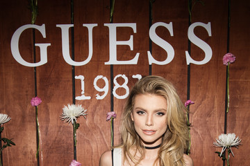 AnnaLynne McCord GUESS 1981 Fragrance Launch