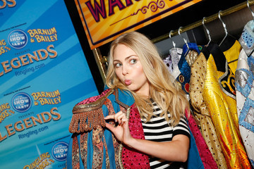AnnaSophia Robb Inside the 'Legends' VIP Show and Party