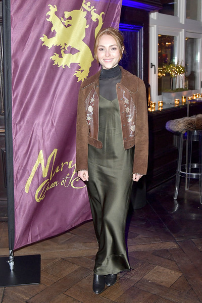 'Mary Queen Of Scots' New York Premiere