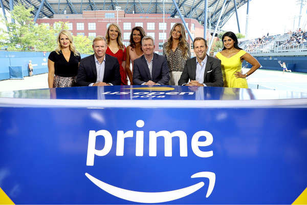 Amazon Prime Video Bring Customers In The UK And Ireland Live And Exclusive Coverage Of The US Open