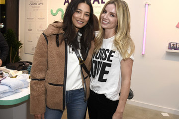 Annabelle Wallis Choose Love Launches In Los Angeles On Giving Tuesday