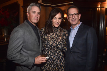 Annabeth Gish Wade Allen Netflix's 'The Haunting of Hill House' Season 1 Premiere - After Party