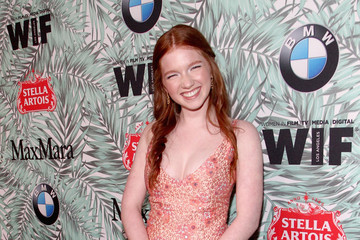 Annalise Basso Tenth Annual Women In Film Pre-Oscar Cocktail Party Presented By Max Mara And BMW - Red Carpet