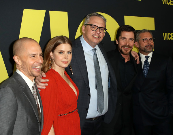 Annapurna Pictures, Gary Sanchez Productions And Plan B Entertainment's World Premiere Of 'Vice' - Arrivals