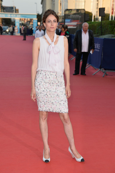 'Before I Go To Sleep' Premiere And Tribute To Will Ferrell - 40th Deauville. '