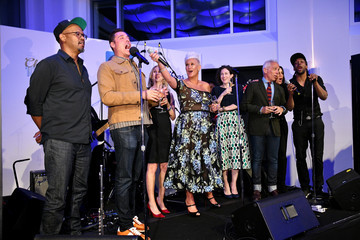 Anne Burrell Food Network Magazine's 10th Birthday Celebration At Chelsea Piers
