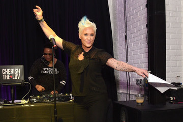 Anne Burrell Food Network & Cooking Channel New York City Wine & Food Festival