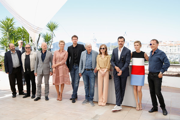 Image result for anne consigny ELLE cannes film festival