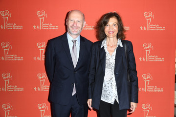 Anne Fontaine 6th Chinese Film Festival: Cocktail Arrivals At Hotel Meurice In Paris