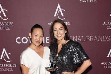 Anne Fulenwider Sarah Tam Accessories Council Hosts The 23rd Annual ACE Awards - Inside