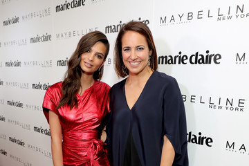 Anne Fulenwider Marie Claire Celebrates 'Fresh Faces' with an Event Sponsored by Maybelline - Arrivals