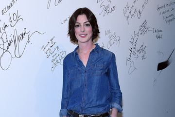 Anne Hathaway AOL Build Speaker Series: Anne Hathaway