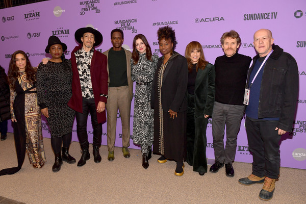 "2020 Sundance Film Festival - ""The Last Thing He Wanted"" Premiere"