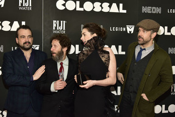 Anne Hathaway The Premiere of 'Colossal,' Co-Hosted by FIJI Water