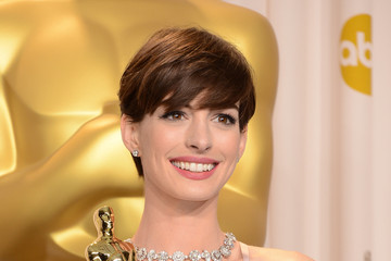 Anne Hathaway (FILE) Cinderella: Actresses And Actors Who Have Played The Role Of Cinderella