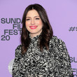 Anne Hathaway The Last Thing He Wanted Premiere