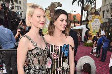 Anne Hathaway Disney's 'Alice Through the Looking Glass' Premiere
