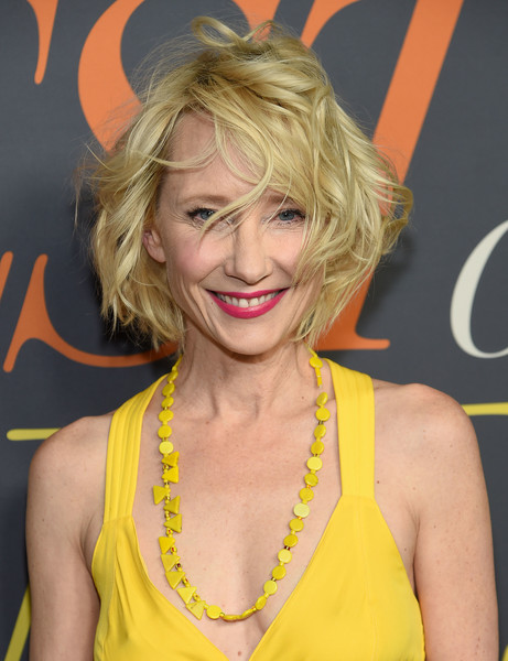 Anne Heche the brave