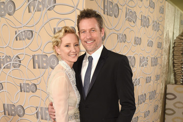 Anne Heche HBO's Official Golden Globe Awards After Party - Red Carpet