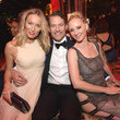 Anne Heche HBO's Post Emmy Awards Reception - Inside