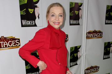 Anne Jeffreys Opening Night of 'Wicked' in Hollywood