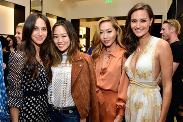 Anne Marie Kortright Diane Von Furstenberg Supports National Multiple Sclerosis Society with Jamie Lynn Sigler, Alison Kay, and Anne Marie Kortright