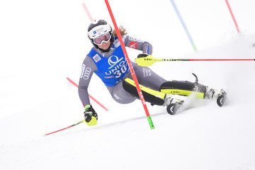 Anne-Sophie Barthet Audi FIS Alpine Ski World Cup - Women's Giant Slalom