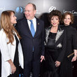 Anne Sweeney HSH Prince Albert II Of Monaco Hosts 60th Anniversary Party For The Monte-Carlo TV Festival - Arrivals
