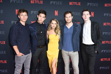 Anne Winters Netflix FYSee Kick Off Party - Red Carpet