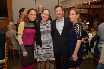 Anne Wojcicki VIP Dinner For WIRED's 25th Anniversary, Hosted By Nicholas Thompson And Anna Wintour