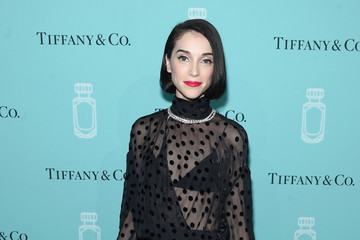 Annie Clark Tiffany & Co. Fragrance Launch Event - Arrivals